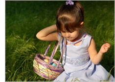Fun Easter Egg Hunt Ideas by Gillian Fitzgerald for Little Heroes