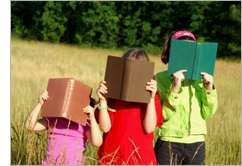Different children have different reading habits